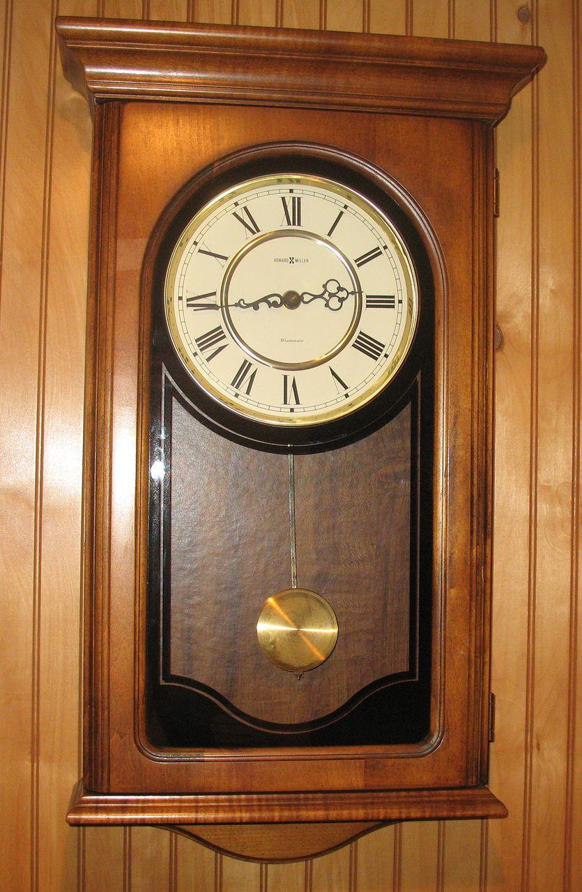 antiqueoyster howard miller westminster chimes pendulum