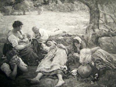 Barrie Print 1882